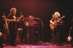 Jerry Garcia and Dave Grishmam