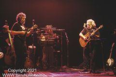 David Grisman quartet and Jerry Garcia
