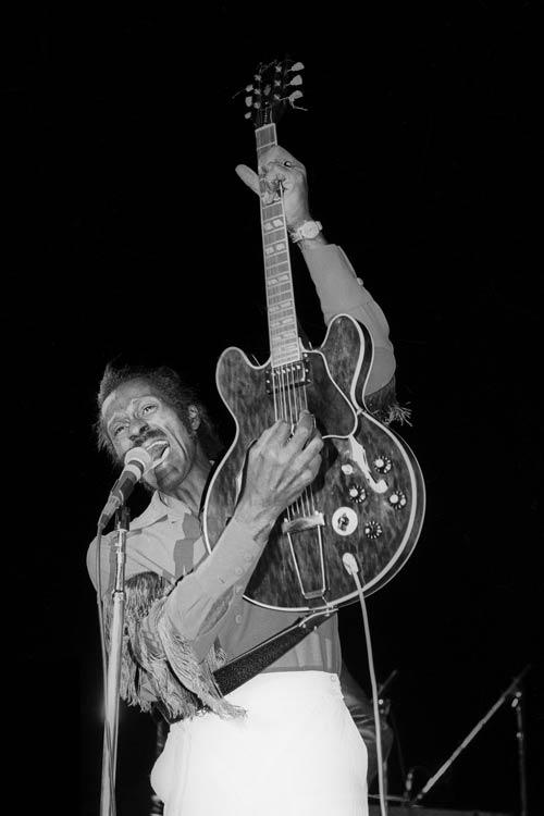 Chuck Berry Hulst