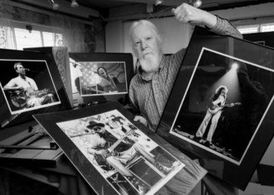 Larry Hulst Biography Photo