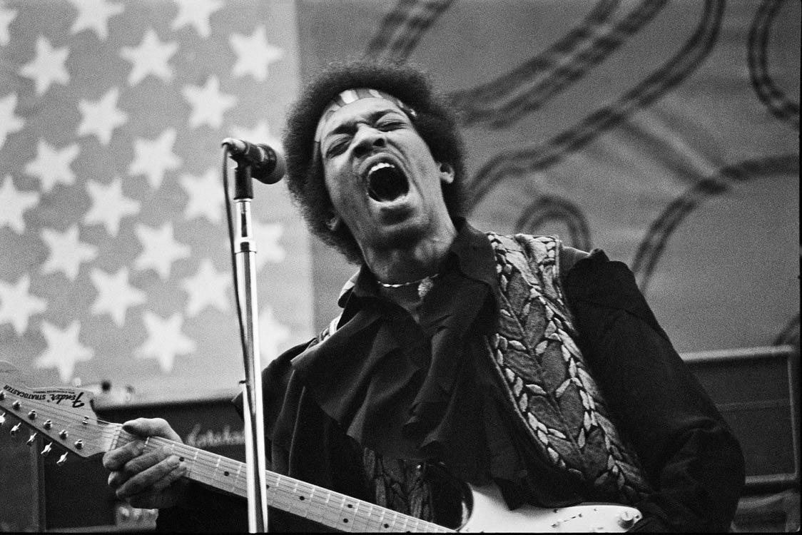 Jimi Hendrix Hulst