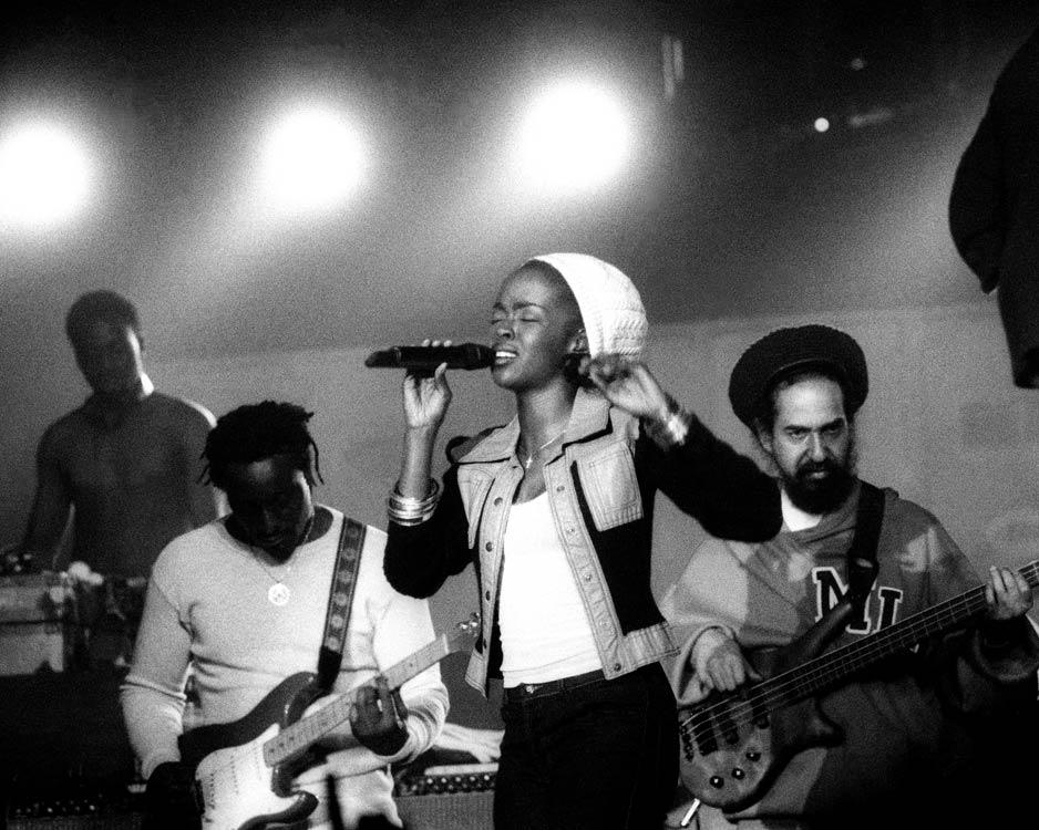 Lauryn Hill Hulst