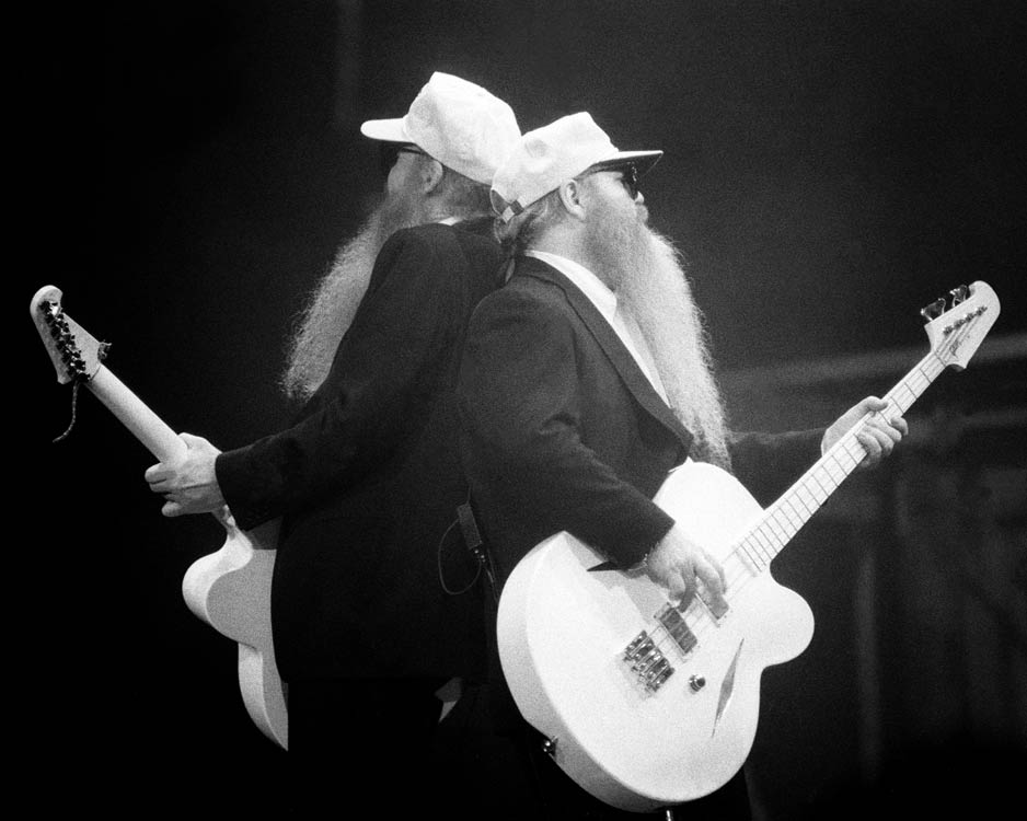 ZZ Top Hulst